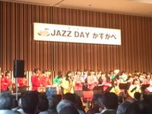 【吹奏楽部】KAISEI BIG BAND IN KASUKABE♬