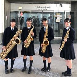 【吹奏楽部】アンサンブルコンテスト高校部門 銀賞・銅賞