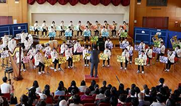 【中・高吹奏楽部】大盛況!第6回スプリングコンサート