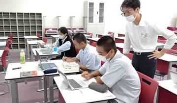 <図書委員会>文藝春秋主催「高校生直木賞」へ参加しました。