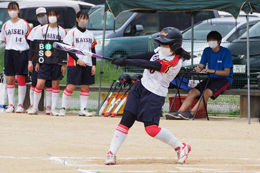 ソフトボール部3