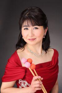 打楽器指導 篠塚裕美子
