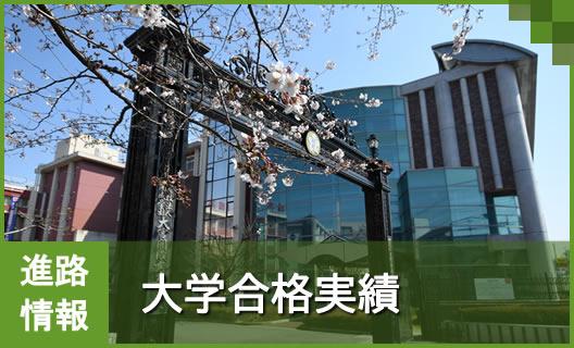 緑TOP2 中学 大学合格実績