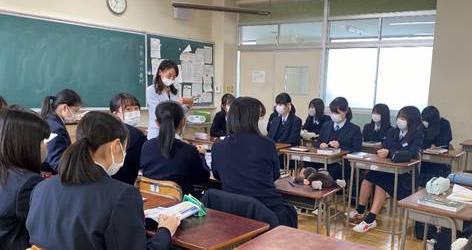高校1・2年生 愛知和ラーニングPro講座が始まりました!