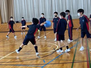 高校1年 Ⅱ類コースレク ~ぼくたちのドッヂボール 春~