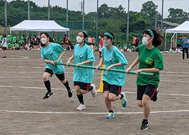 一年越しの体育祭!!(高校部)